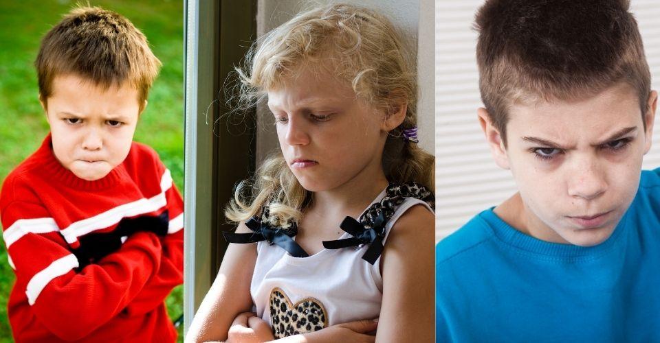 Hoe kalmeer je een kind dat over zijn of haar toeren is?