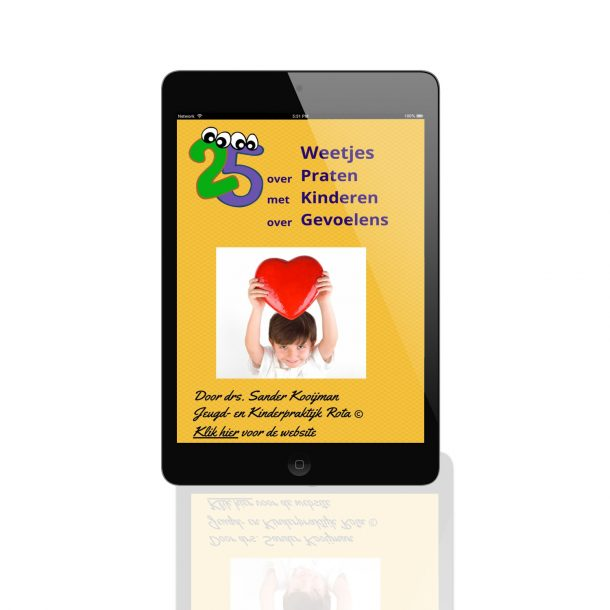 Praten met kinderen over gevoelens